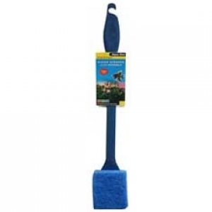 Aqua One Scrub 'N' Clean Algae Scraper with Handle 18