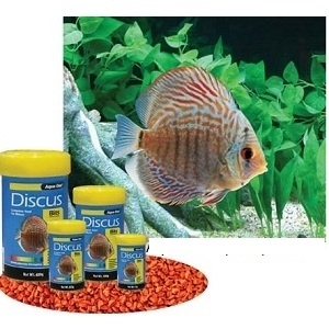 Aqua One Discus Bits Specialist Tropical Food 85g