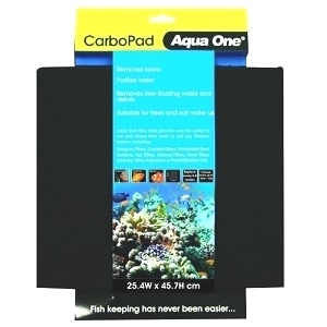 Aqua One AquaReef 300 Carbo Pad Self Cut 10448