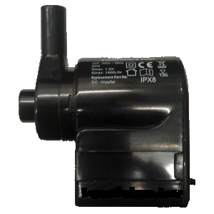 Aqua One AquaReef 300 Protein Skimmer Pump 50023-P