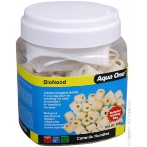 Aqua One BioNood AquaStyle 620 Ceramic Noodles 600g