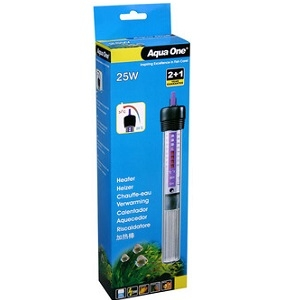 Aqua One Aquarium Glass Heater 25w