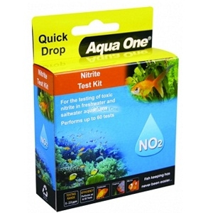 Aqua One Marine Nitrite Quick Drop Test Kit 92054