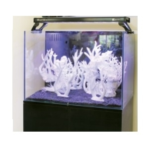 Aqua One Minireef 90 Aquarium and Cabinet Black PRE-ORDER