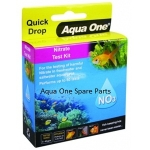 Aqua One Aquarium Nitrate Quick Drop Test Kit Pack 92055