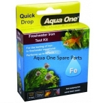 Aqua One Aquarium Freshwater Iron Quick Drop Test Kit