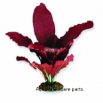 Aqua One Silk Plant Red Amazon 40cm 24130