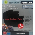 Aqua One (406s) External Filter Fine Sponge Pad  2250/2450