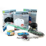 Aqua One Aquis 1250 Filter Kit with FREE Brushes