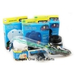 Aqua One CF1200 Filter Kit with FREE Brushes