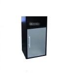 Aqua One AquaSpace 28 Small Cabinet Black/Silver