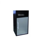 Aqua One AquaSpace 40 Large Cabinet Black/Silver