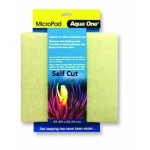 Aqua One Micro Pad Self Cut Filter Media Pad 10447