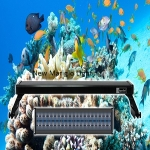 Aqua One Marine  MariGlo 60cm LED Lighting Unit