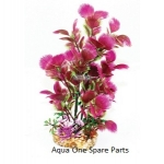 Aqua One Vibrance  Purple Hottonia Plastic Plant Medium  28196