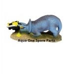 Aqua One  Triceratops Decor Ornament  36629