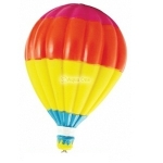 Aqua One Floating Hot Air Balloon Ornament 36685