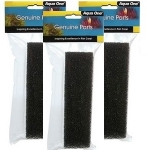 Aqua One (102s) Sponge Media Replacement Bulk Buy x 3