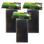 Aqua One (101s) Sponge Media Replacement Bulk Buy Pack x 3