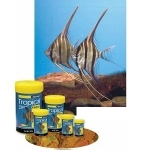 Aqua One Tropical Fish Flake Food 100g