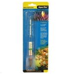 Aqua One Glass Hydrometer Thermometer 10308