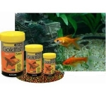 Aqua One Goldfish Pellet Food 45g