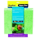 Aqua One AquaReef 195 Phos Pad Pad Self Cut 10460