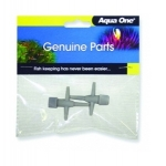 Aqua One Air Line T Control Valve 2 per pack  10413