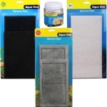 Aqua One 3c,3s,3w Noodles AquaStyle 620 Aquarium Complete Filter Set