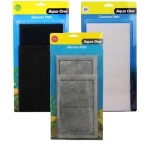 Aqua One 3c,3s,3w AquaStyle 620 Aquarium Replacement Filter Set