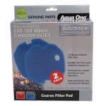 Aqua One (401s) Aquis 550 Replacement Filter Sponge Pad