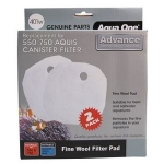 Aqua One 401w Aquis 550 Filter Wool Pad Media