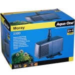 Aqua One Moray 2300 Circulation Powerhead Pump (11354)