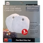 Aqua One 403w  Aquis External Filter CF1250 Wool Pad