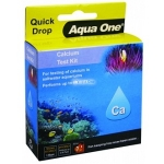 Aqua One Aquarium Calcium Quick Drop Test Kit 29059