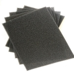 Aqua One Sponge Bulk Pack of 5  Self Cut OFFER