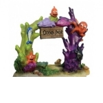 Aqua One Bridge Decor Ornament Ocen Park 078 OFFER