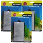 Aqua One NEW AquaStart 320 Carbon Cartridge 55c  Triple Pack