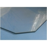 Aqua One AquaNano 80 Bow Replacement Glass Cover & Runners