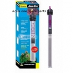 Aqua One AquaNano 60 Bow front Aquarium Glass Heater 150W