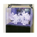 Aqua One Minireef 90 Aquarium and Cabinet Black PRE ORDER MAY